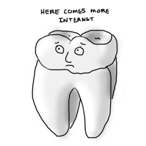 Sad Internet Tooth
